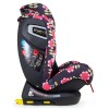 Cosatto All In All + Group 0+,1,2,3 Isofix Car Seat, Fairy Garden Daisy