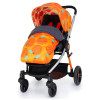 Cosatto Wowee Everything i-Size Travel System Bundle, So Orangey