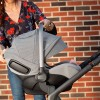 Nuna Triv Pushchair + Carrycot + Arra i-Size Travel System Bundle, Mocha