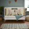 Obaby Maya Mini 2 Piece Room Set, White with Natural