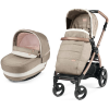 Peg Perego Book 51 Combo Elite 2 in 1 Pram, Mon Amour Special Edition