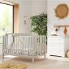 Tutti Bambini Malmo 2 Piece Room Set, Dove Grey & White